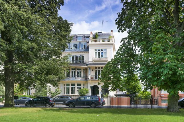 Thumbnail Flat to rent in Albert Terrace, Primrose Hill, London