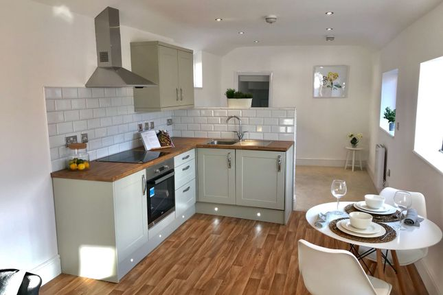 1 bed flat for sale in The Courtyard, Cumberland Street, Ipswich