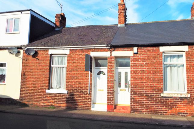 Thumbnail Terraced bungalow to rent in Hadrian Street, Sunderland