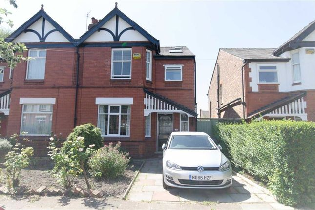 Thumbnail Semi-detached house to rent in Willow Way, Didsbury, Manchester, Greater Manchester