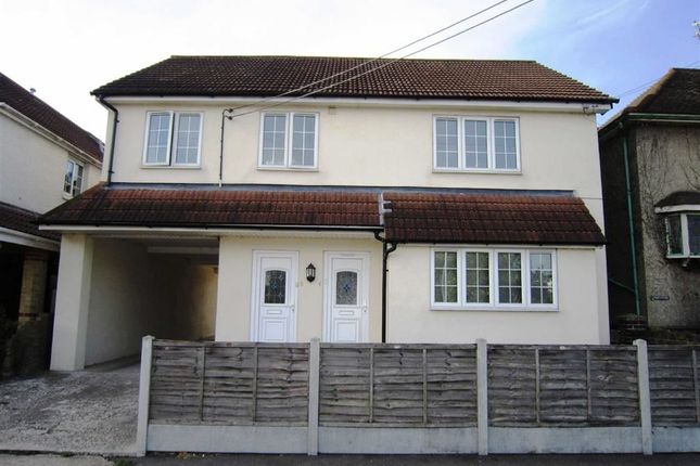 Thumbnail Flat to rent in Wick Drive, Wickford, Essex