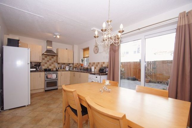 Thumbnail Terraced house to rent in Kinnersley Close, Winyates West, Redditch