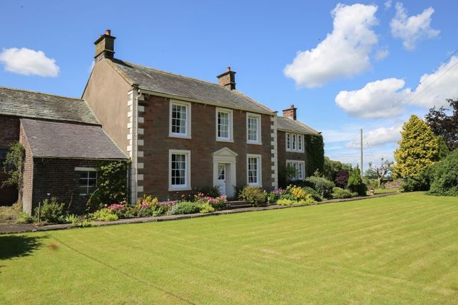 Thumbnail Farmhouse for sale in Crosshill, Wigton