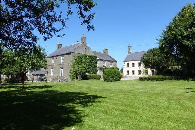 Thumbnail Detached house for sale in Llandwrog, Caernarfon