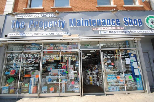 Thumbnail Retail premises for sale in Kentish Town Road, London, England
