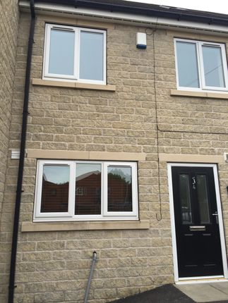 Thumbnail Town house to rent in Park Row, Wombwell, Barnsley