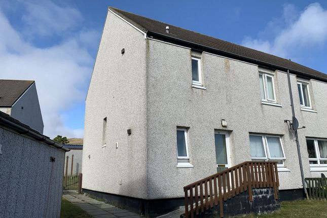 Thumbnail Semi-detached house for sale in Unst, Shetland
