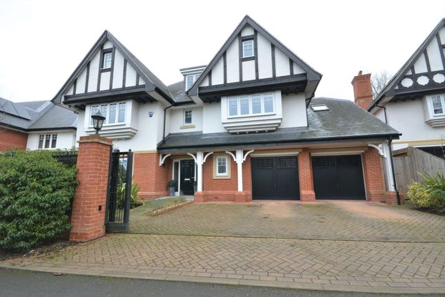 Thumbnail Detached house for sale in Egerton Close, Bushey