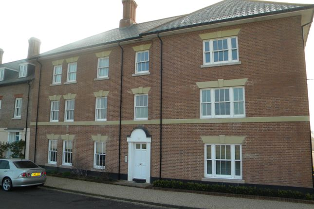 2 bed flat to rent in Great Crandford Street, Poundbury, Dorchester DT1