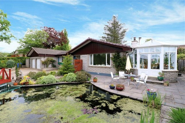 Thumbnail Detached bungalow for sale in Daviot, Inverurie, Aberdeenshire