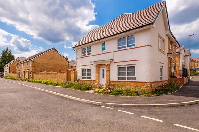 "Thumbnail End terrace house for sale in ""Ennerdale"" at Waterloo Road, Hanley, Stoke-On-Trent"