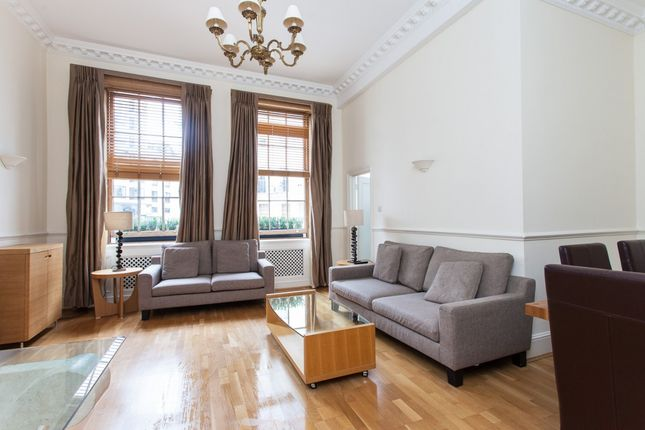 Thumbnail Flat to rent in Chesham Place, London