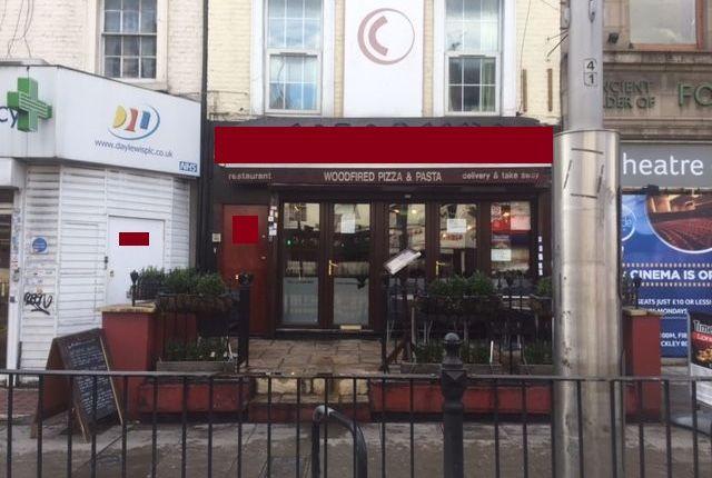 Restaurant/cafe to let in Kilburn High Road, Kilburn
