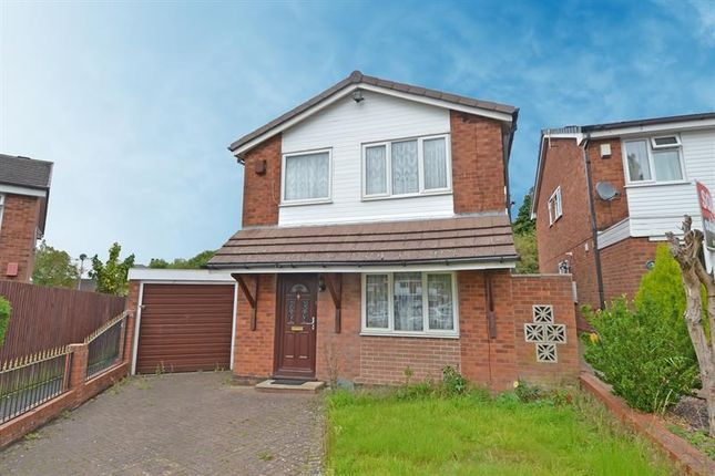 Thumbnail Detached house for sale in Malcolm Grove, Rubery, Birmingham