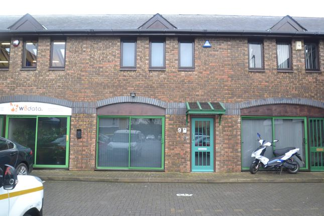 Thumbnail Office to let in Unit 9 Hedge End Business Centre, Southampton