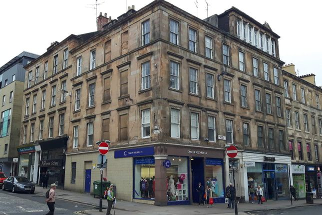 Thumbnail Commercial property for sale in Sauchiehall Street, Glasgow