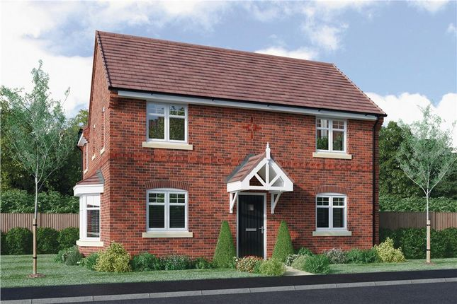 "Thumbnail Detached house for sale in ""Stanford"" at Lowbrook Lane, Tidbury Green, Solihull"