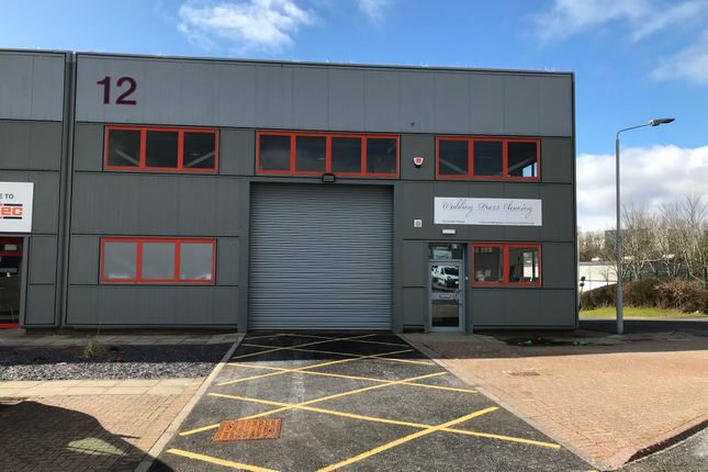 Thumbnail Industrial to let in Mollins Court, Cumbernauld