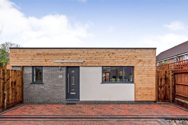 Thumbnail Detached bungalow for sale in Haslemere Avenue, Mitcham