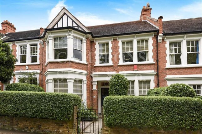 Thumbnail Terraced house for sale in Kingswood Avenue, Queens Park, London