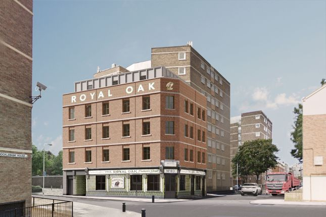 Thumbnail Leisure/hospitality to let in The Royal Oak, 17 Woodman Street, London