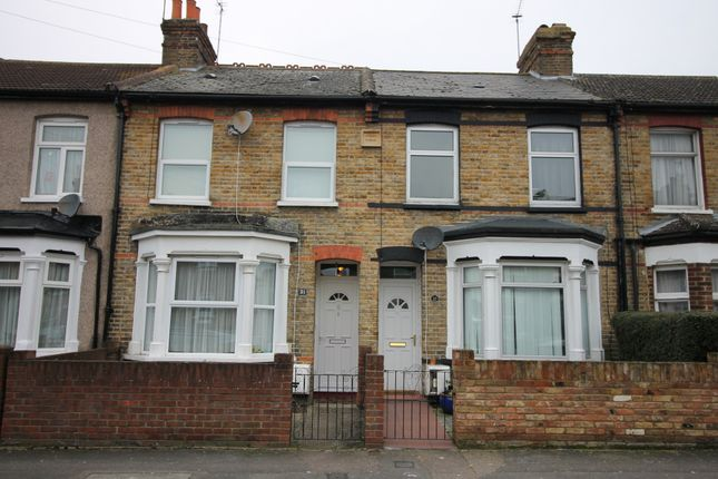 Thumbnail Terraced house to rent in Cromwell Road, Hayes