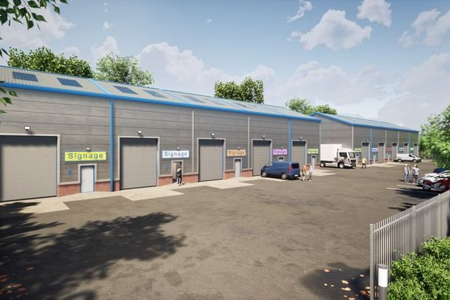 Thumbnail Light industrial for sale in Moss Lane, Macclesfield