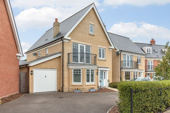 Thumbnail Detached house for sale in Tile House Lane, Great Horkesley, Colchester, Essex