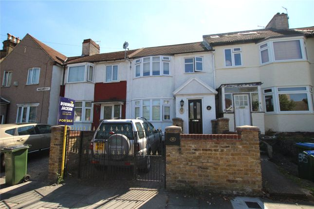 Thumbnail Terraced house for sale in Bastion Road, Abbey Wood