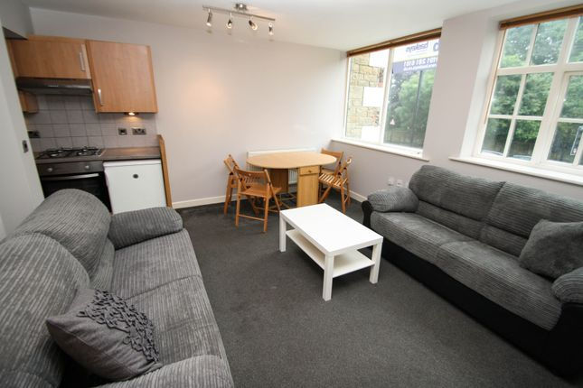 Thumbnail Flat to rent in Heaton Park View, Heaton, Newcastle Upon Tyne