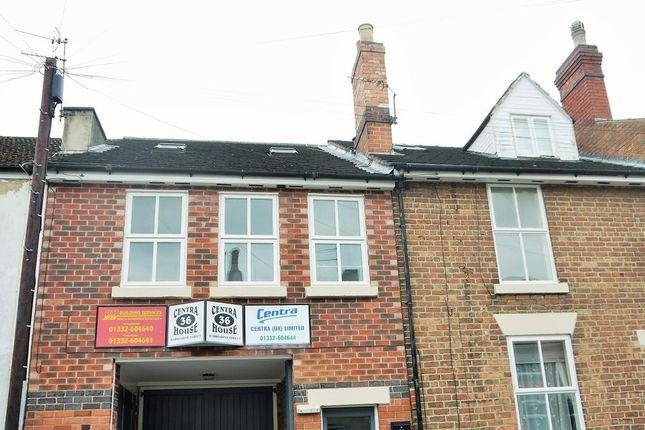 Thumbnail Flat to rent in Radbourne Street, Derby