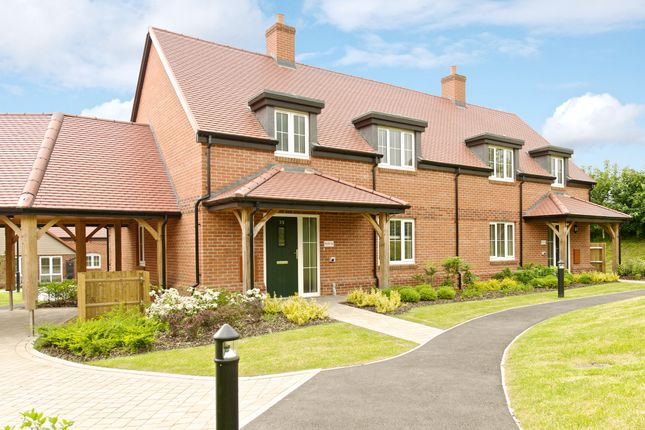 Thumbnail Cottage for sale in (Plot 34) 35 Polo Drive, Cawston, Rugby, Warwickshire