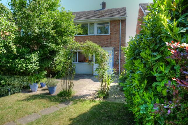 Thumbnail Semi-detached house for sale in Blithewood Gardens, Sprowston