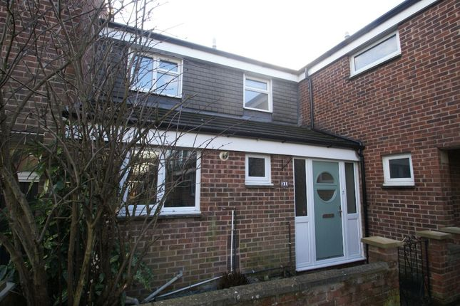 3 bed terraced house to rent in Reynolds Court, Artists Way, Andover SP10