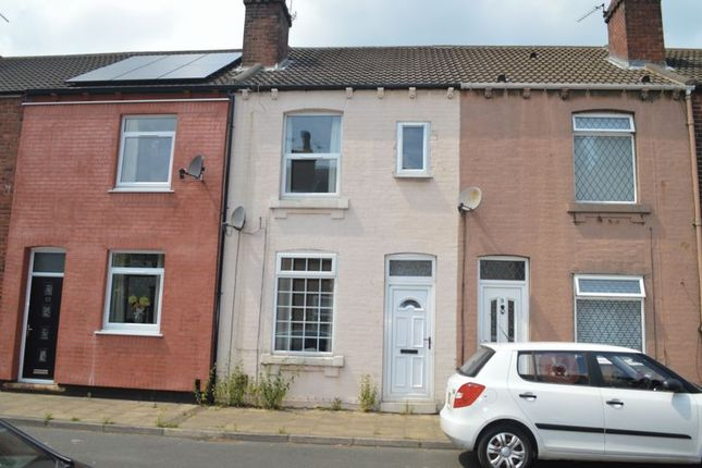 Thumbnail Terraced house to rent in Calder Street, Castleford