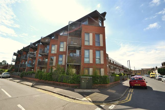 Thumbnail Flat for sale in Edith Court, New Road, Bedfont