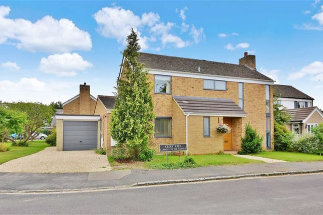 Thumbnail Detached house to rent in Crecy Walk, Woodstock