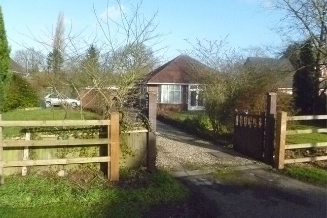 Thumbnail Detached bungalow for sale in Hawkesmill Lane, Allesley, Coventry, West Midlands