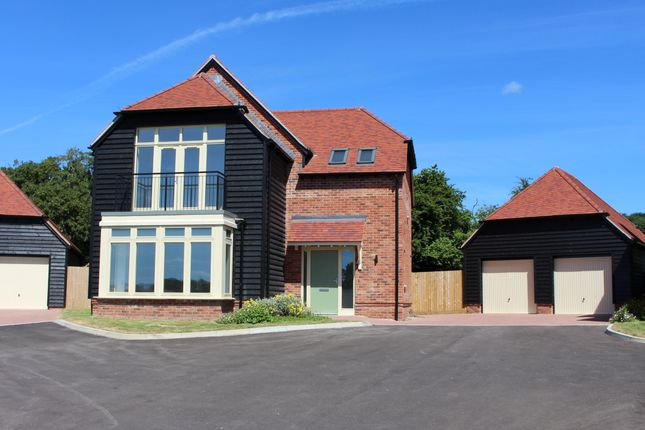 Thumbnail Detached house to rent in Colebrook Field, Ropley, Alresford