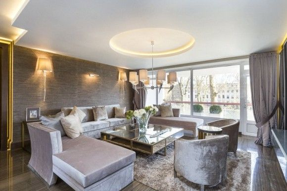Thumbnail Flat for sale in Glouscester Square, Hyde Park