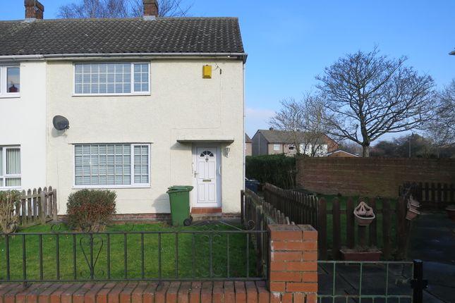 Thumbnail Semi-detached house to rent in Sheraton, Gateshead