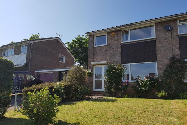 Thumbnail Semi-detached house for sale in Parc Y Fro, Creigiau, Cardiff