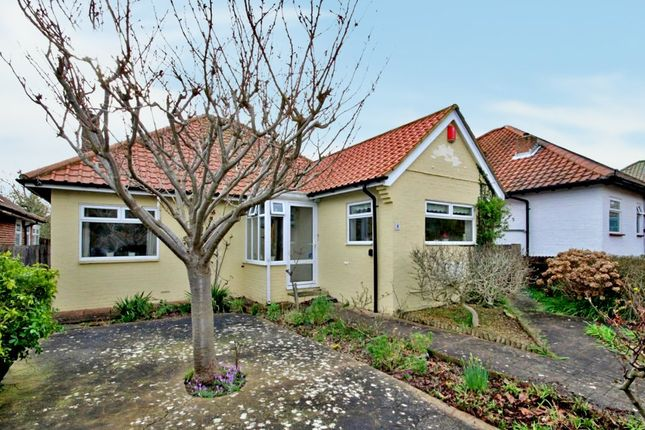 Detached bungalow for sale in Offington Court, Broadwater, Worthing