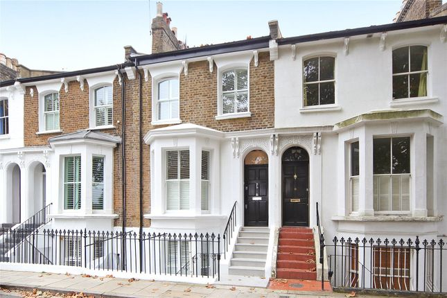 Thumbnail Terraced house for sale in Musgrave Crescent, London