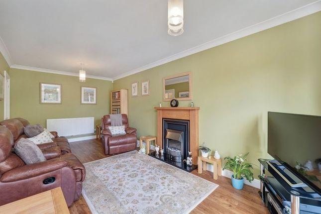 Living Room of Long Lane, Harriseahead, Staffordshire ST7