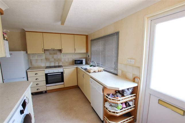 Kitchen of Plot 22 The Rushes, Barton Broads Park, Barton-Upon-Humber, North Lincolnshire DN18