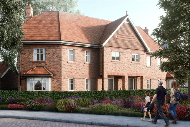 Thumbnail Semi-detached house for sale in Ively Road, Fleet, Hampshire