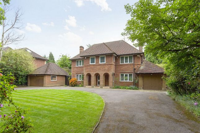 Thumbnail Detached house for sale in The Common, Stanmore, Middlesex