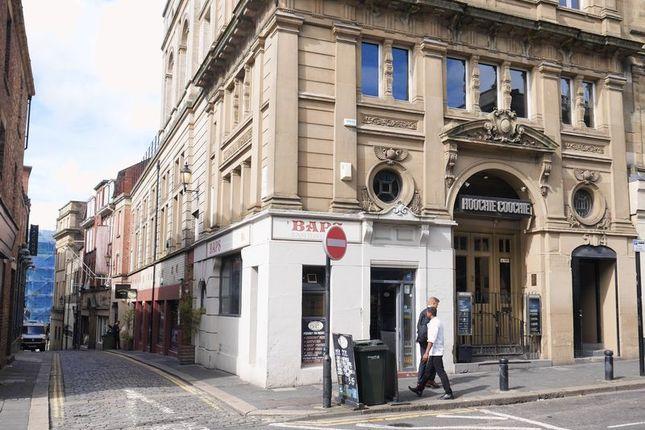 Thumbnail Restaurant/cafe for sale in Baps, 54 Pilgrim Street, Newcastle City Centre