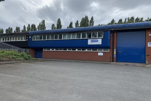 Thumbnail Light industrial to let in 11 Seddon Place, Stanley Industrial Estate, Skelmersdale, Lancashire